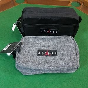 Nike Air Jordan Travel Cases (2) New with tags
